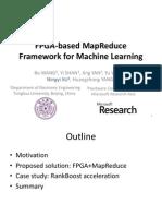 Mapreduce-FPGA