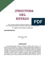 Estructuraestado eBook