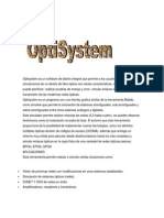 Manual de OptySystem