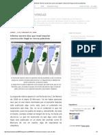 DEVELANDO LA VERDAD_ Informe Secreto Dice Que Israel Impulsó Construcción Ilegal en Tierras Palestinas