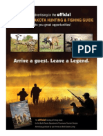 The official Hunting & Fishing Guide for the North Dakota