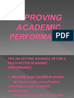 Improving Academic Performance - Aira