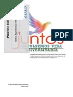 Proyecto Federación, FEUCN-C 2015