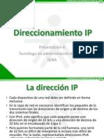 direccionamientoip-100817122039-phpapp01