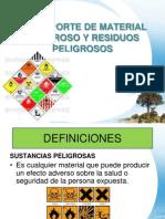 Presentacion Transporte de Residuos Peligrosos FINAL