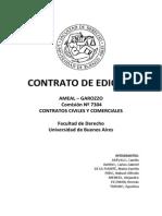 Contrato de Edicion