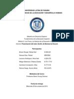 Informe Escrito Fin Cultural