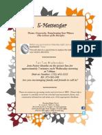 Emessenger October 31, 2014
