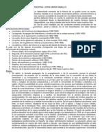 Historia de La Educación Argentina