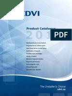 CDVI Catalogue Q4 2014 Web Eng