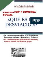 (i) Desviacion y Control Social