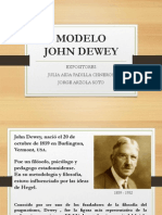 Modelo Dewey Tarea 1