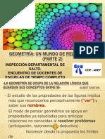Geometría Encuentro t.c 2º Parte Scribd