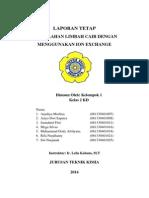 Laporan Tetap Ion Exchange