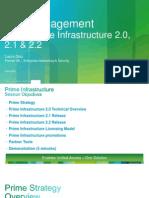 Prime Infrastructure v2