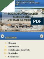 Microzonificacion Sismica de trujillo.pptx