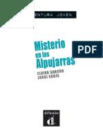 Suris Jordi Sansuris_jordi_sancho_elvira_misterio_en_las_alpujarrascho Elvira Misterio en Las Alpujarras