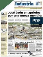 Sección A Diario La Industria de Trujillo (10-9-2014)