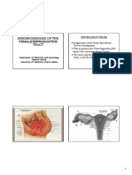 Slide Benign Diseases of the Female Reproductive Tract