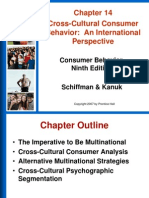 Chapter14crosscultural Consumer Behavior 091011084927 Phpapp02
