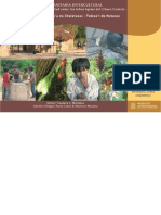 Manual de Promoción de La Salud Entre Los Tobas - Bilingue