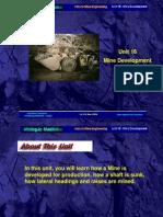 16mine developmetrgfesatgrint