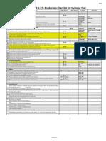 Attachment 5.5.17 - Checklist for Inclination Test Rev 2