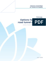 Road-Tunnels TP08 Options for Treating Road Tunnel Emissions