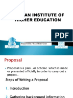 proposal writing.ppt