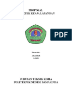 Proposal Ariansyah TOTAL E & P INDONESIA