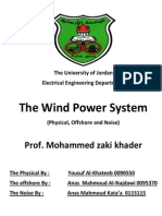 Wind Power System
