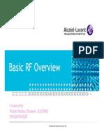 Alcatel-Lucent GSM Basic Part-1 PPT