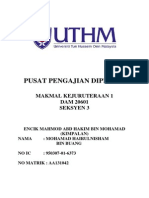 Kimpalan Report