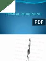 Surgical Instruments - Quiz