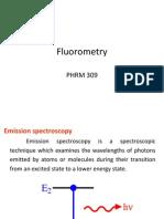 9. Fluorescence Spectroscopy