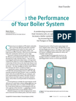 Boiler Performance Improve