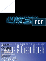 Resorts And Great Hotels Magazine 2005pdf