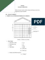 Bab III Analisa Struktur