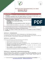 Reglamento Premios Arribe 2012 Es