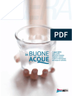 Report in Buone Acque 2013
