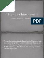 Hiparco e a Trigonometria