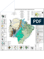 Mapa geologico do Estado de Mato Grosso do Sul Prof. Marco Aurelio Gondim [www.marcoaurelio.tk]