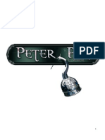 Libreto Peter Pan