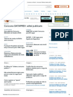 Concursos No Brasil – Concursos Públicos Abertos 2014