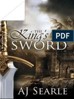 A J Searle - The King's Sword (Epub)