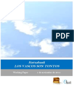 Kutxabank. LOS VASCOS SON TONTOS
