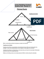 12 Pitched Roofs