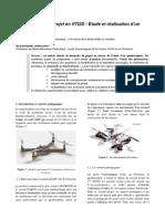 Demarche Projet en Stidd Quadricoptere