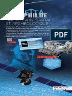 Expédition Rosetta / Philae vers la comète Churyumov-Gerasimenko