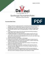 quickscope tournament rules